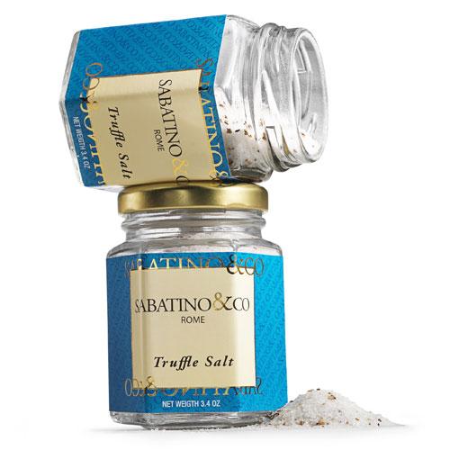 Sabatino Tartufi Truffle Sea Salt