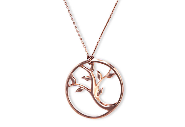 Alex Woo tree of life pendant