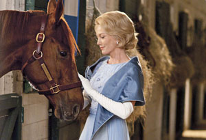 Diane Lane in Secretariat