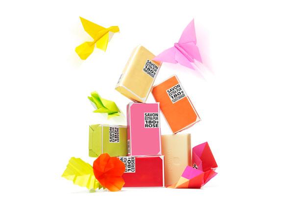 Compagnie de Provence Extra Pur Origami Bar Soa