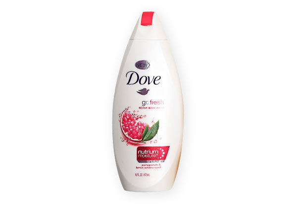 10 Fragrant Body Washes