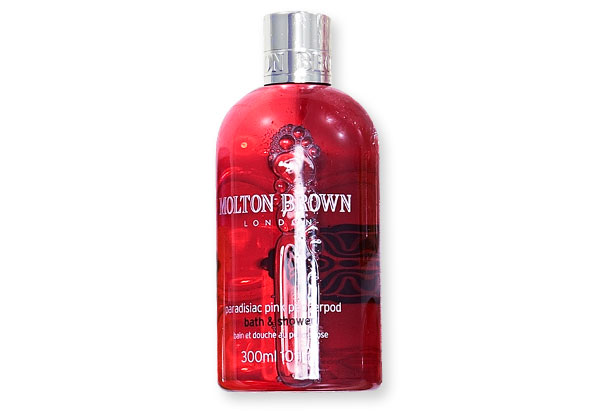 Molton Brown Paradisiac Pink Pepperpod Bath and Shower Gel