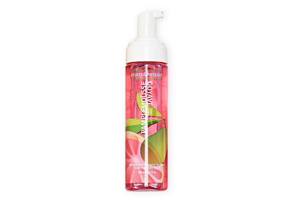 Fruits and Passion Foaming Body Wash Grapefruit Guava