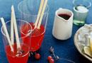 Cranberry Lemongrass Cocktail