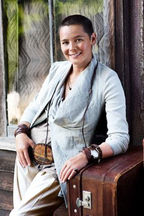 Sonja Nuttall - the minimalist