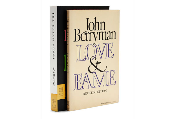 Love and Fame by John Berryman