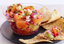 Blood Orange and Avocado Salsa