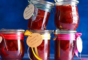 Strawberry-Lemon Marmalade