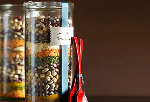 GIFT IN A JAR: Chicken Noodle Soup Mix | Chicken Soup Recipes