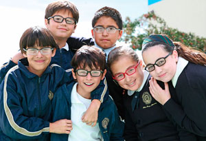 Fuseproject kids with glasses