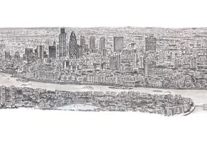 Art by Stephen Wiltshire
