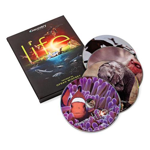 Life DVDs