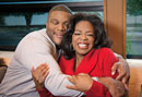 Oprah with Tyler Perry