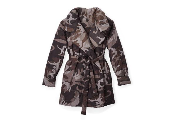 how to break in puffy winter coat