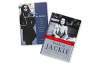 Reading Jackie and Jackie as Editor books