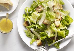 Cristina Ferrare's Caesar Salad Recipe