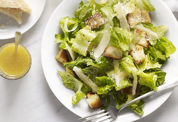Cristina's Caesar Salad