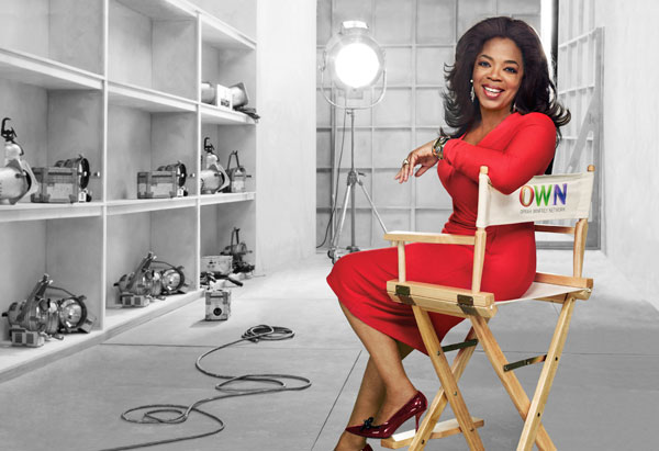 Oprah at OWN