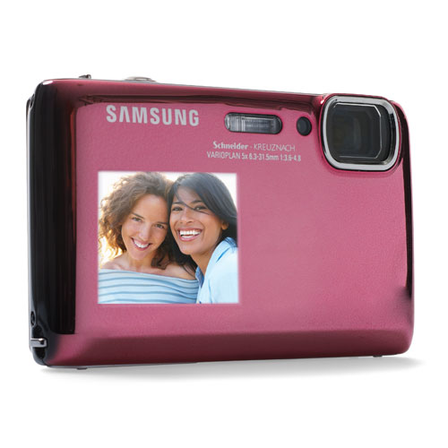 Dual View Digital Camera