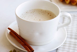 Chai-Spiced Latte