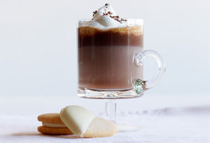 Cognac Hot Chocolate