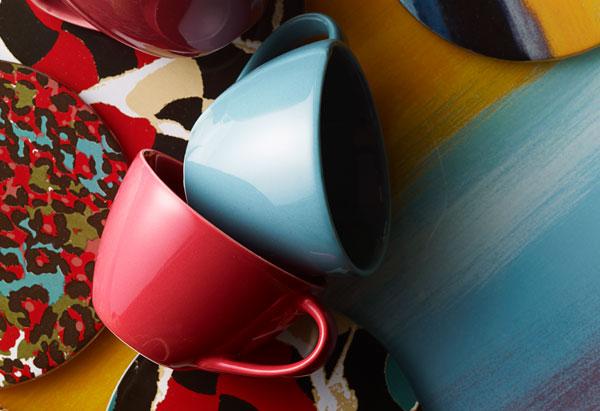 Diane von Furstenberg cups