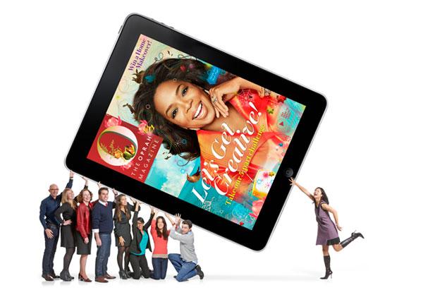 O iPad team