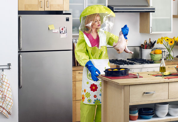 Could Your Kitchen Pass a Health Inspection?