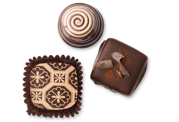 Marcie Blaine Artisanal Chocolates