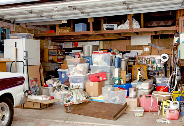 Image result for Tips for Cleaning Out Your Garage