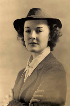 Georgia Bloch the Trilby Hat