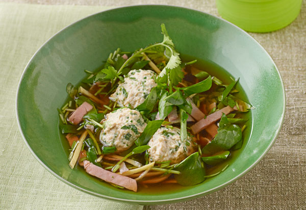 Chicken and watercress recipes