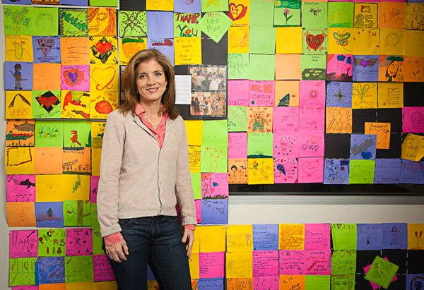 Caroline Kennedy at DreamYard