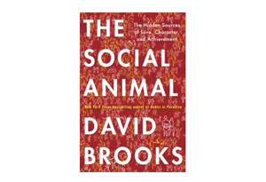 the social animal by david brooks Ted talk subtitles and transcript: columnist david brooks unpacks new insights into human nature from the cognitive sciences -- insights with massive implications for economics and politics as well as our own self-knowledge in a talk full of humor, he shows how you can't hope to understand humans as separate individuals making choices based on their conscious awareness.