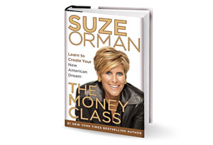 Suze Orman's book The Money Class