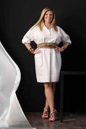 Versatile white outfit