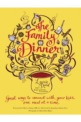 The Family Dinner book cover