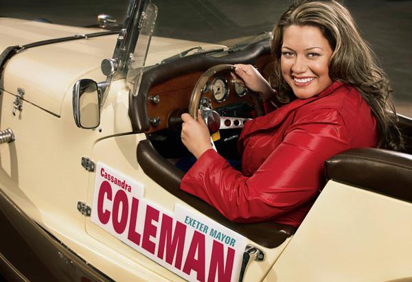 Cassandra Coleman