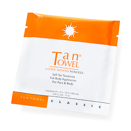 Tan Towel Self Tanner