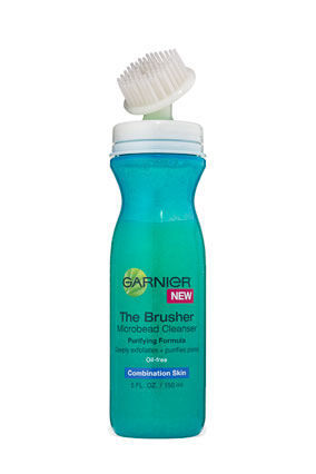 Garnier the Brusher Microbead Gel Cleanser