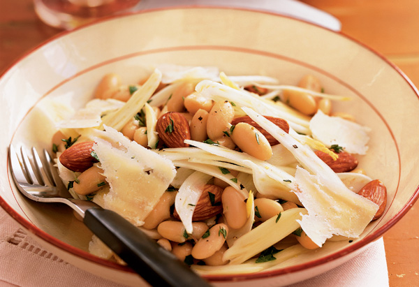 Fennel and White Bean Salad Recipe