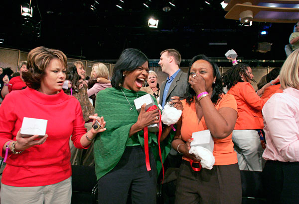 Oprah Car Giveaway: The Oprah Winfrey Show By The Numbers