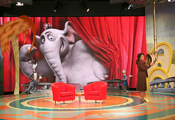 Horton Hears a Who Oprah Set