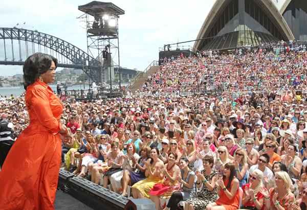 Oprah Australia