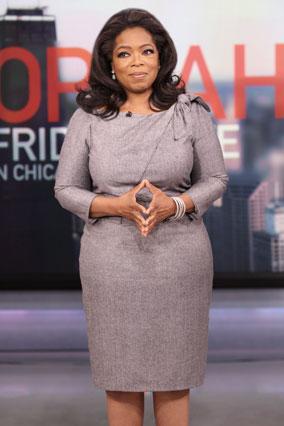 Oprah winfrey fashion photos