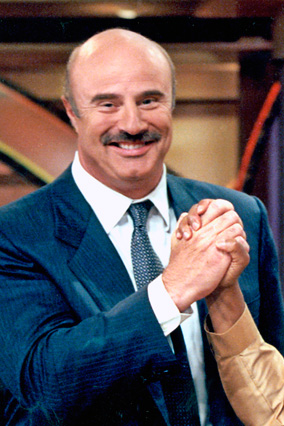 Oprah and Dr. Phil McGraw