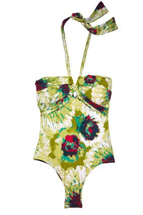 Garnet Hill one-piece swimsuit