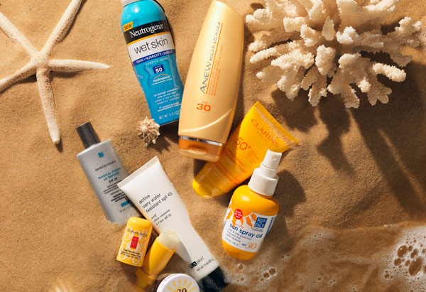 spf sunscreens