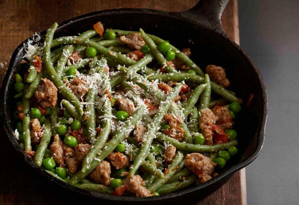 Spinach codette