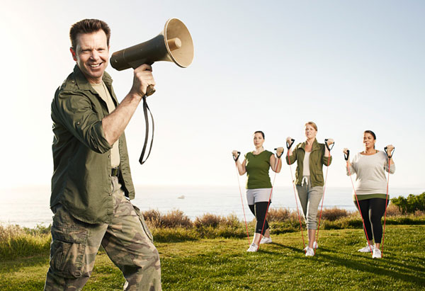 Bob Greene's Better Body Boot Camp
